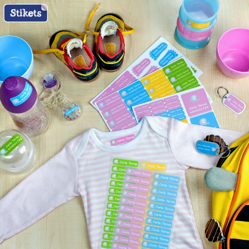 Pack etiquetas Stikets