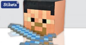 Minecraft-Kostüm