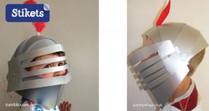 Ideen für Masken aus Pappe