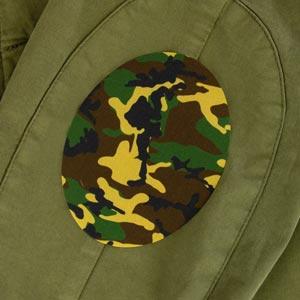 Bügelbild Camouflage